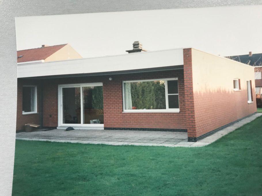 Uitbreiding van bungalow met verdieping interieurburo claeys